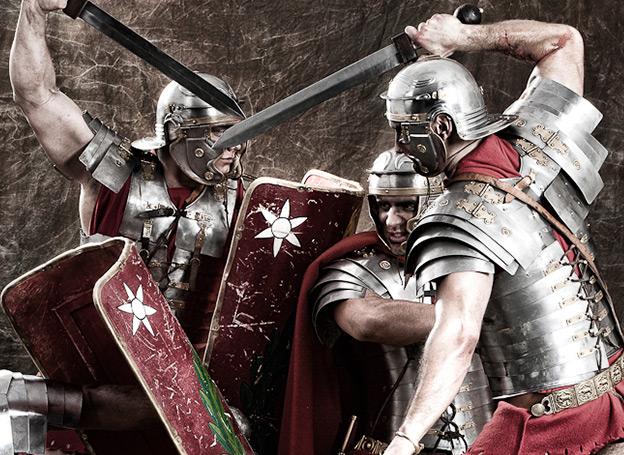 Euronit - Rzymianie
